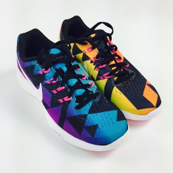 d10ee7216177 New Nike Lunartempo 2 BE TRUE LGBTQ 848124 600